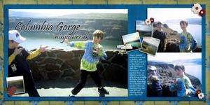 Columbia Gorge Ninjas(double the fun)