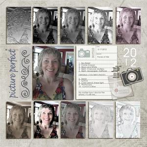 Many faces of Me(photo manipulation)