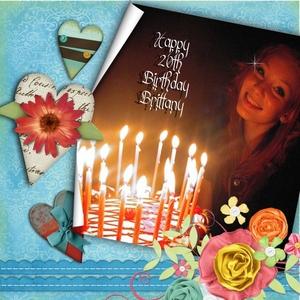 Happy 20th birthday, Brittany