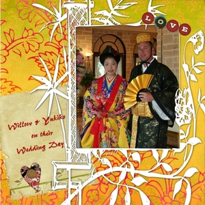 Willow & Yukiko's Wedding Day
