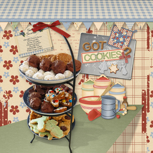 LO1 for Ginny Whitcomb's kit Grandma's Kitchen