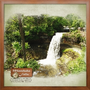 Sat 7/21 CC - Minnehaha Falls