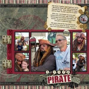 A Fair Pirate