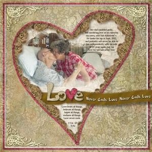 Task 10 - Love Never Ends