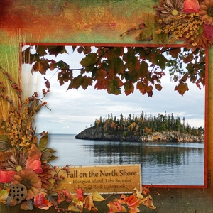Fall on the North Shore