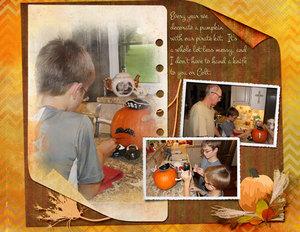 2014 10 11 Carving Pumpkin (2)