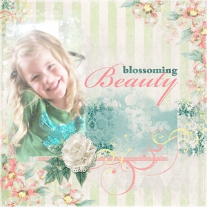 Blossoming Beauty