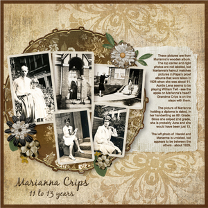 Marianna Crips 11 - 16