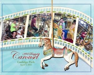 1984 Dentzel Carousel