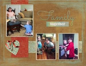 Family Together left
