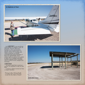 Airstrip Adventures, right page