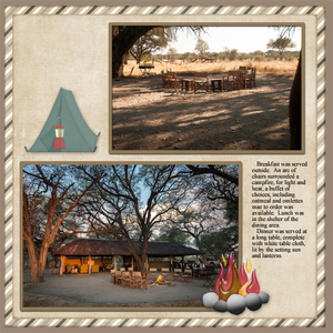 Gomoti Tented Camp - right