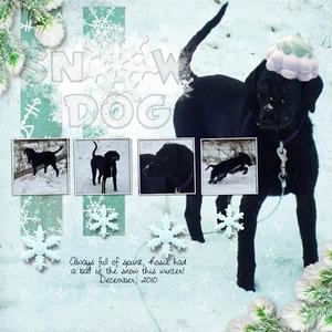 Jan swap for Heatheranne_Snow Dog