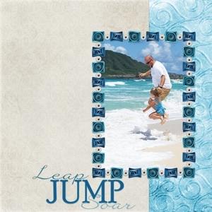 Leap Jump Soar