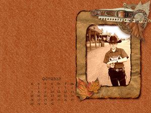 Autumn Cowboy
