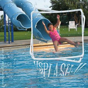 Erinn splash - ZOOM!