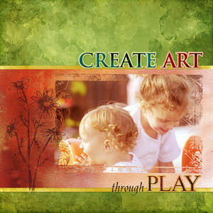 "Task Two Layout ""Create Art"""