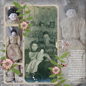 Grandma's Doll
