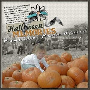 Pumpkin Paradise!