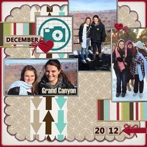 Gran Canyon 2012