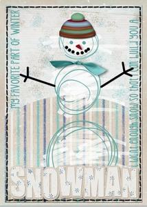 I'll Build You A Snowman!