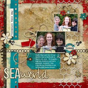 Sea World Friends