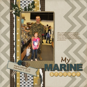 My Marine Brother