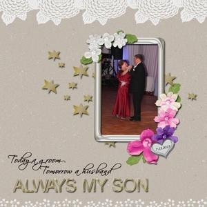 Always My Son