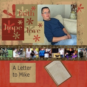 Letter to Mike
