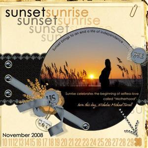 SunsetSunrise