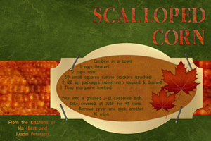 Scalloped Corn