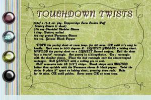 Touchdown Twists