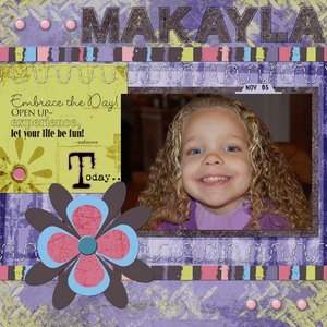Makayla TODAY