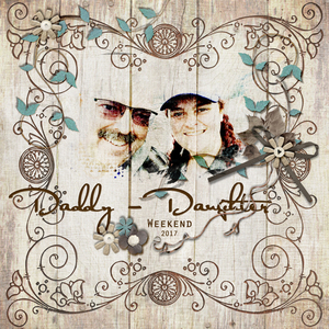 Daddy Daughter Weekend.