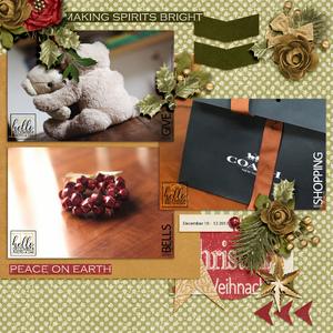 December Photo Challenge Day Dec 10-12