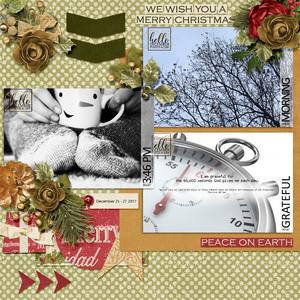 December Photo Challenge Day Dec 25-27