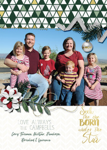 Campbell Christmas card 2017