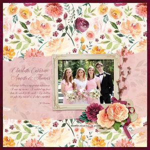 Charlotte, Cathrine, Annette & Thomas