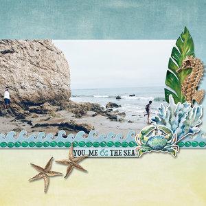 You Me & The Sea