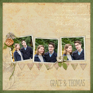 Grace and Thomas