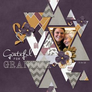 Grateful for Grandma