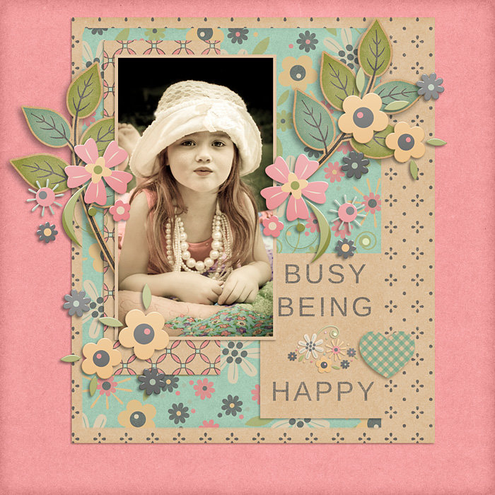 Busy Being Happy