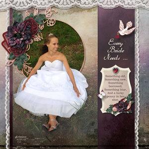 Every Bride Needs ...