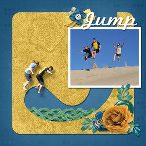 J - Jump