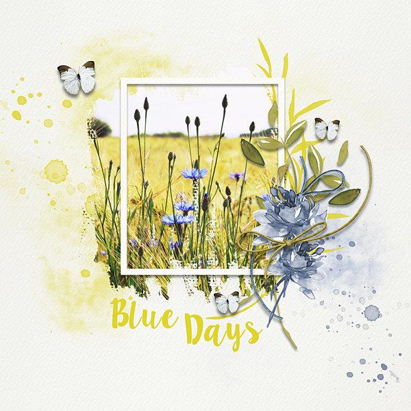 Blue Days