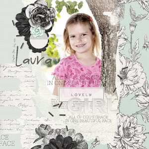 Lovely Girl (JIFFY page)
