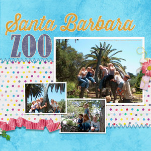 Santa Barbara Zoo -right