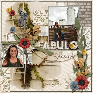 Fabulous in all Seasons