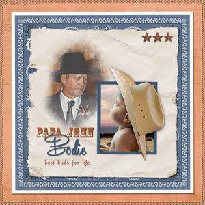 Papa John and Bodie-Nov Challenge 3