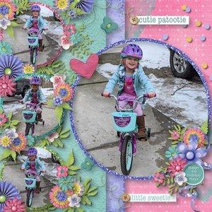 Cutie patootie 2020 bike